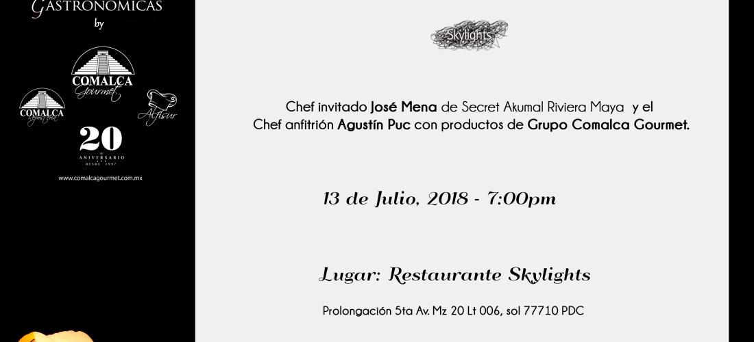 La Magia de la Gastronomía 13 de Julio @princesshotes