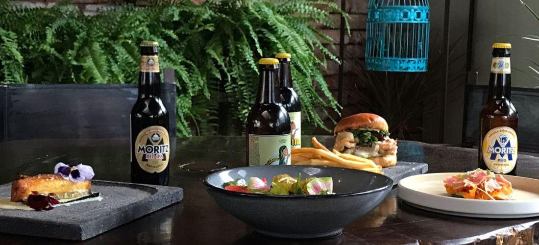 Fiesta de Cerveza en Terraza Baby Grill