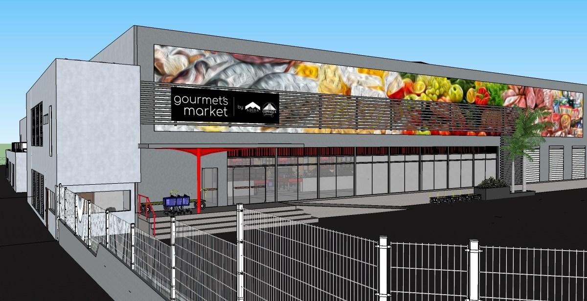 Propuesta Gourmets Market Apertura Noviembre 2018