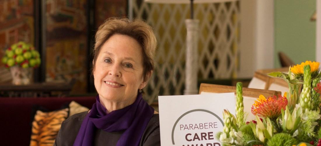 Alice Waters recibirá el primer premio Parabere Care Award. @alicelouisewaters  @parabereforum @canabalmaria
