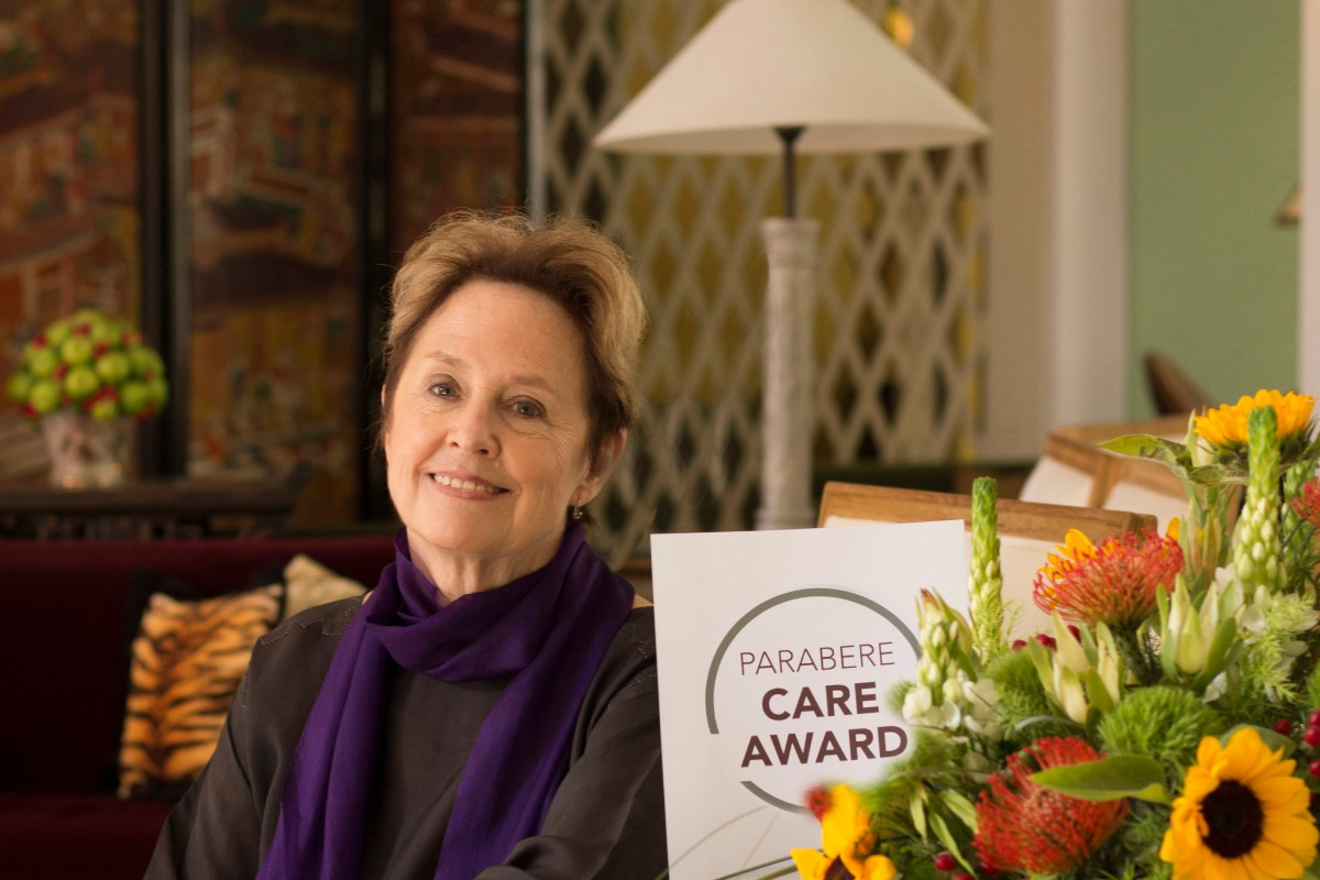Alice Waters recibirá el primer premio Parabere Care Award. @alicelouisewaters  @parabereforum @canabalmaria