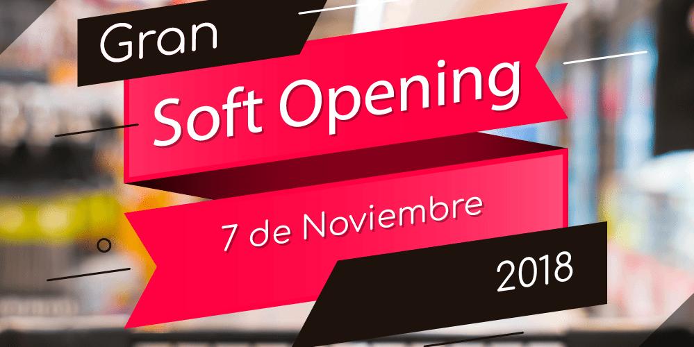 "7 Noviembre 2018 ""Soft Opening"" Gourmet´s Market by  @comalcagourmet y Adisa"