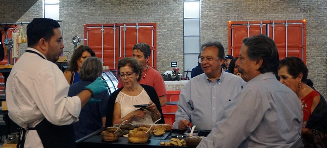 Noche de Quesos, Vinos, Tapas y Pasta en Gourmet´s Market