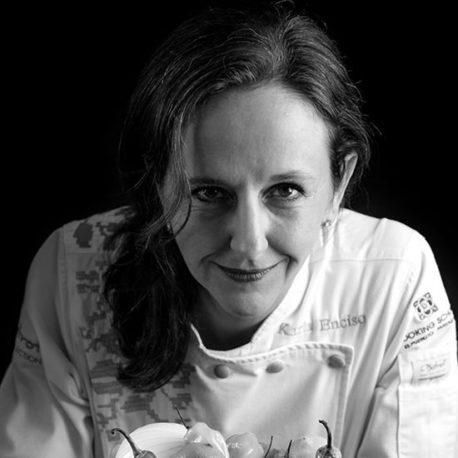 Creadora de los Conceptos Manyee y Aroma Cilantro Chef Karla Enciso