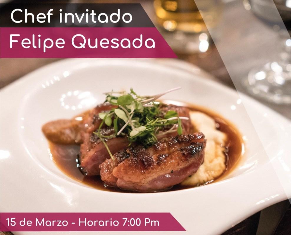 Cena Fusión en Skylights Restaurant by XperienciaGastronomica