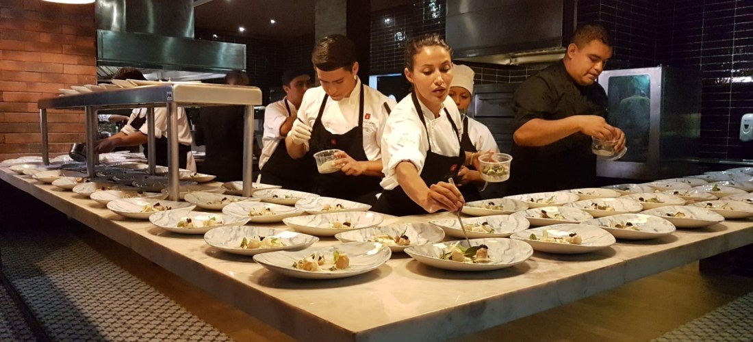 Grupo Comalca Gourmet patrocinador de la Quinta Edición del Festival Gourmet Barceló