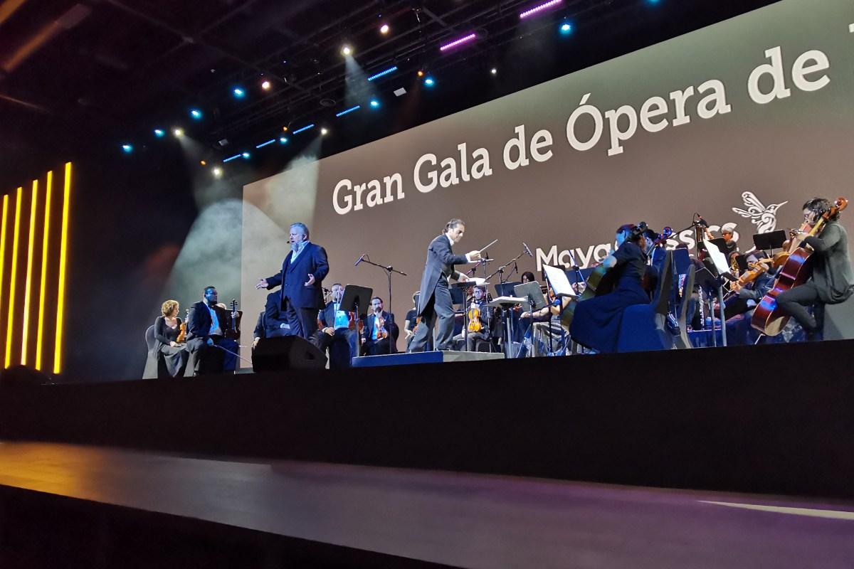 BARCELÓ MAYA GRAND RESORT PRESENTA LA GRAN GALA DE ÓPERA DE INVIERNO