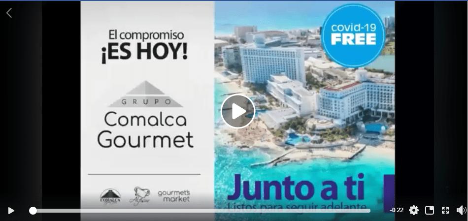El Compromiso es Hoy by  Grupo Comalca Gourmet