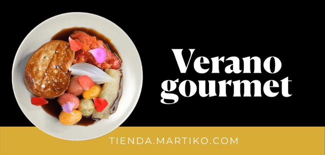 Pato Martiko Verano Gourmet #Julio2020