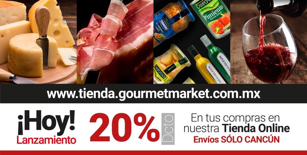 Gran Inauguración Tienda Online Gourmet´s Market by Grupo Comalca Gourmet