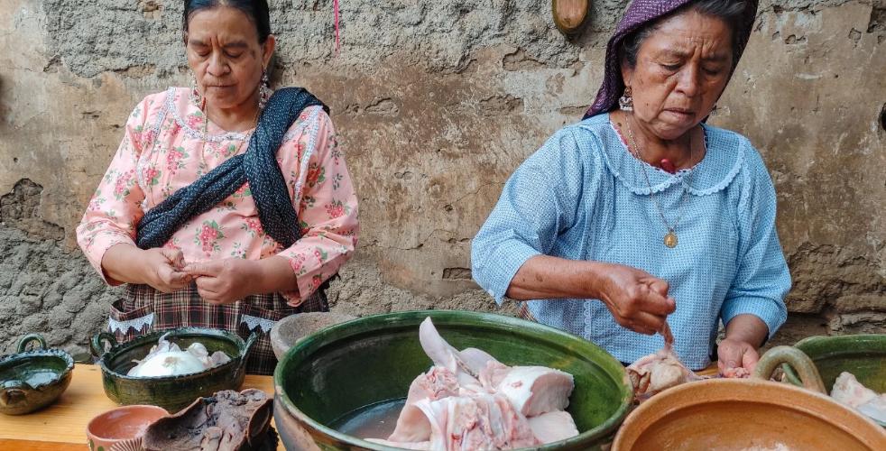 Herencia Mexicana: Las Mayoras, Sabor que se Respeta