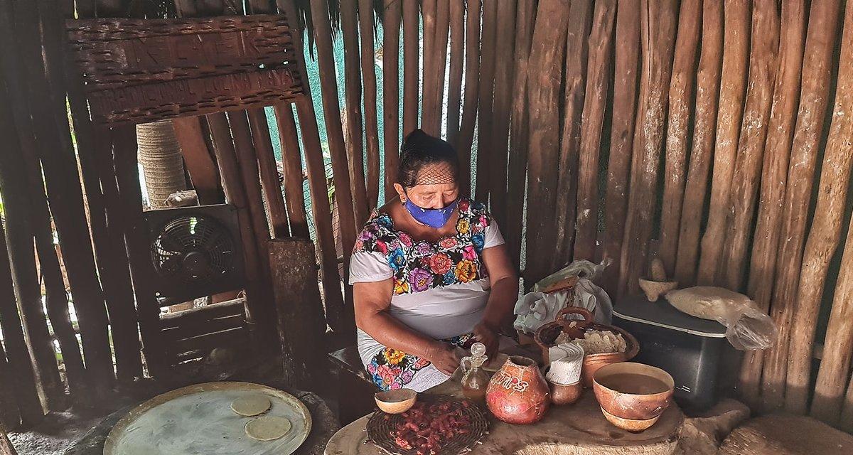 Restaurante Ix Cat Ik – tradicional cocina maya