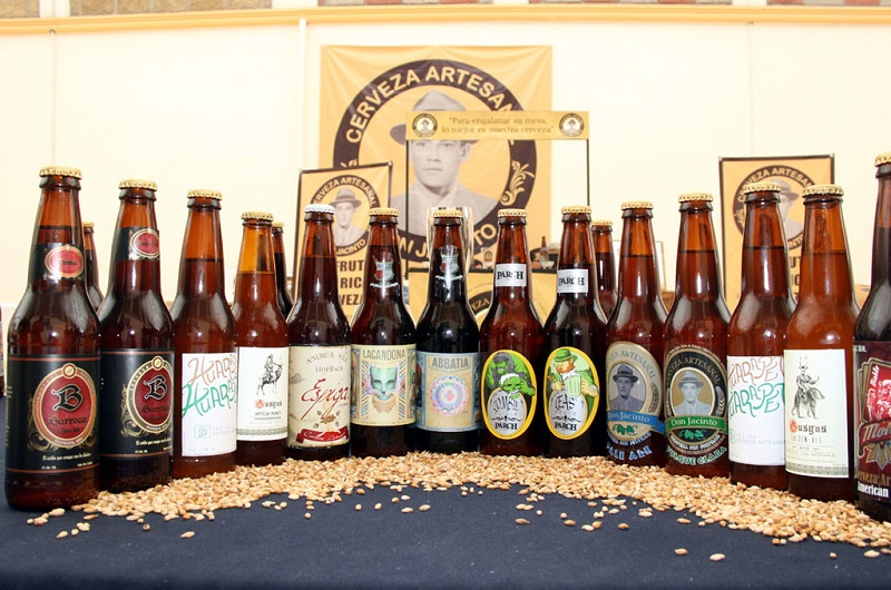 Festival Cerveza Artesanal en Celaya, Guanajuato