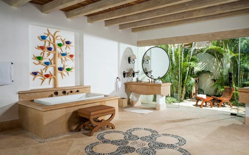 Villa Master Bathroom 960 598