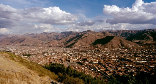 Panorámica de Cuzco