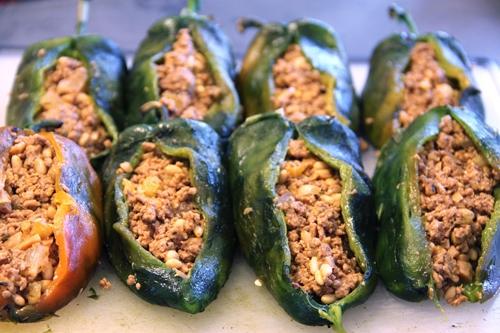 Chiles en nogada (Cortesía: cocina.linio.com.mx)