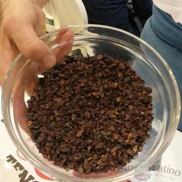 Mezcla de cacao