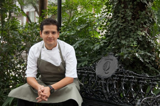 Jorge Vallejo Restaurante Quintonil (Cortesía: Foodandtravel.mx)