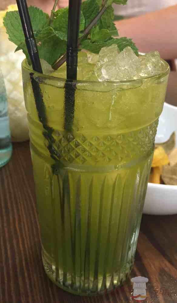 Te verde picanteria 1