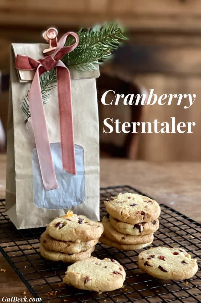 Cranberry Sterntaler.