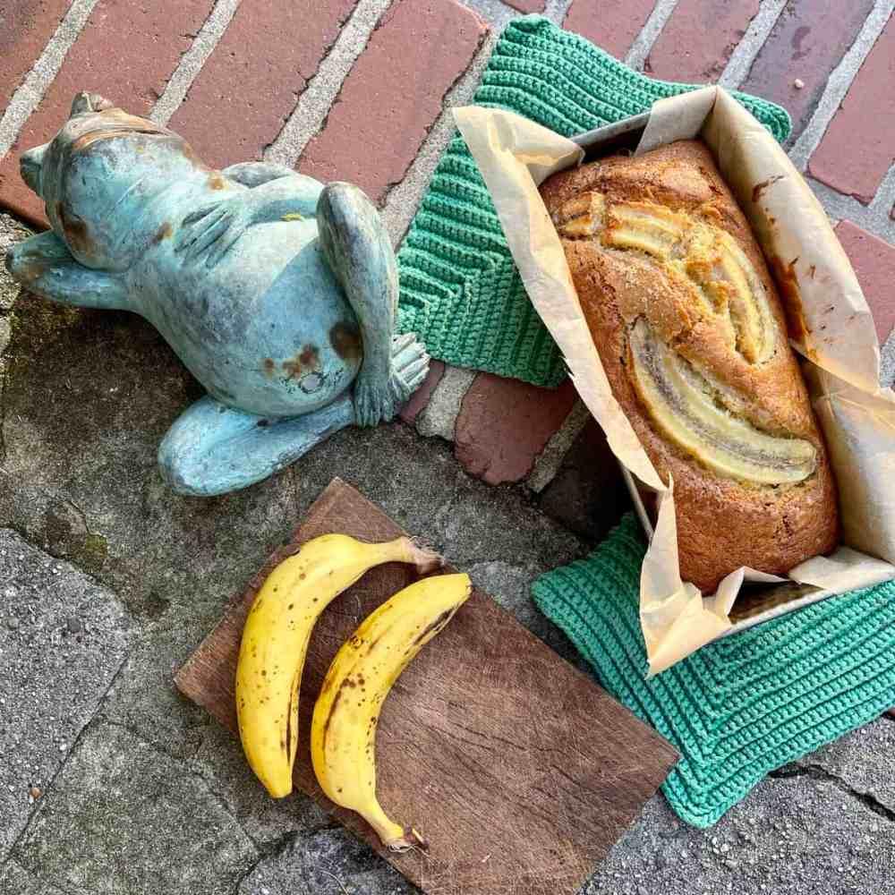 Das beste Bananenbrot