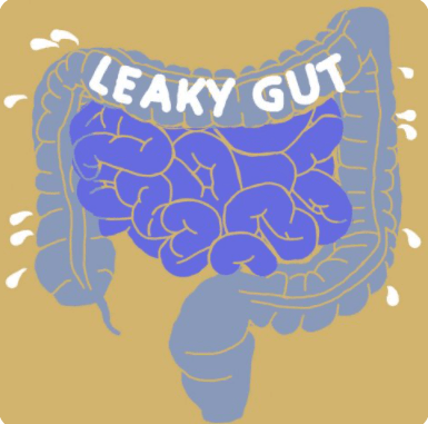 Gut Can Be Happy leaky gut