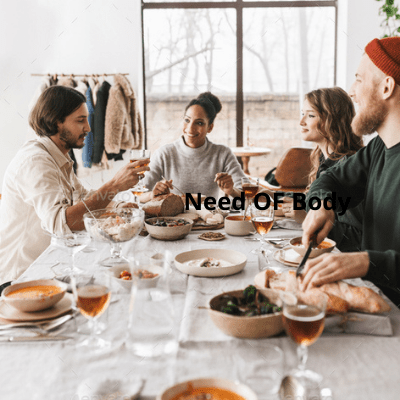 Acknowledge and honor your hunger—listen to your body