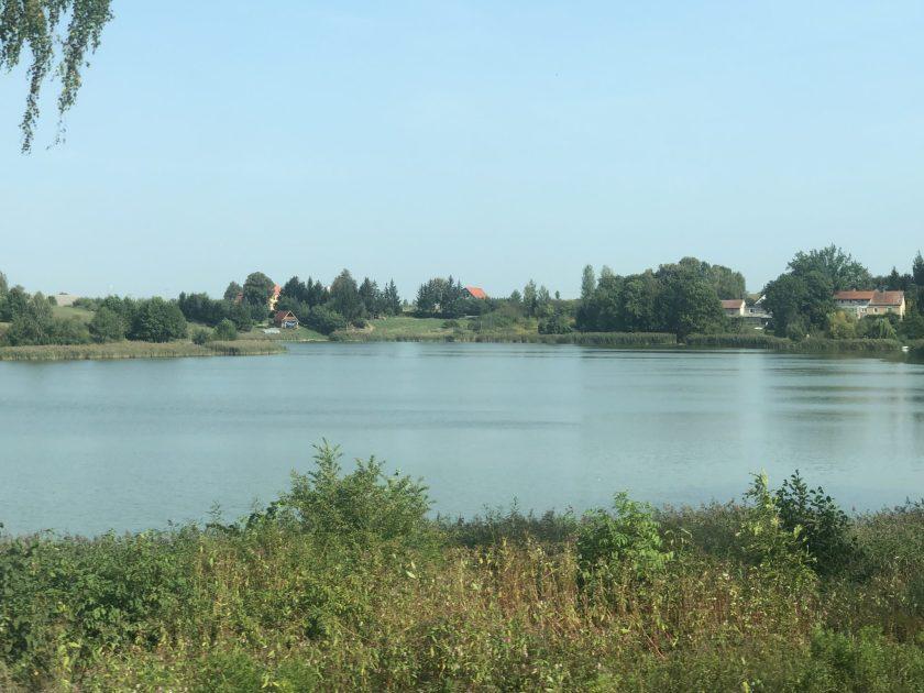 See in den Masuren in Polen