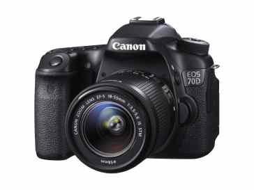 EOS 70D de Canon
