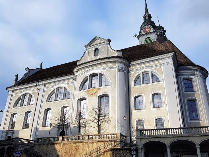 Pfarrkirche Schwyz