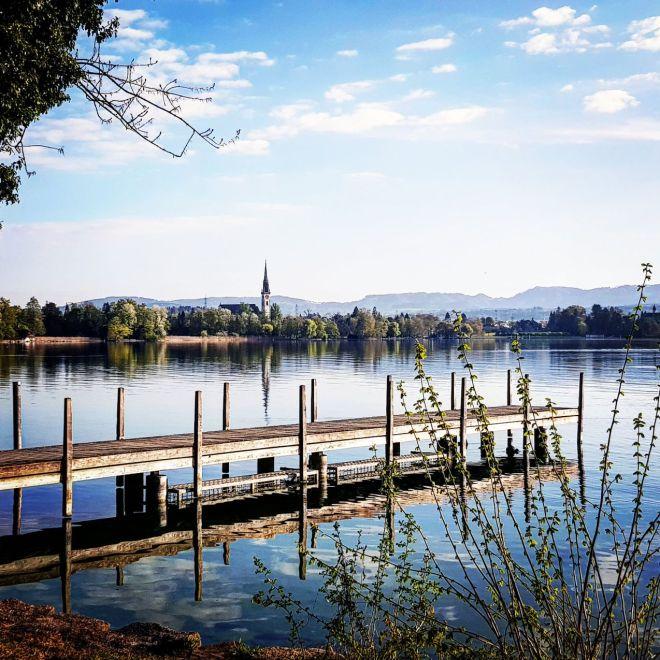 Hünenberg See