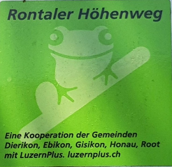 Rontaler Höhenweg Signet