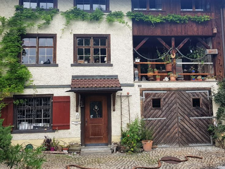 Haus in Glarus