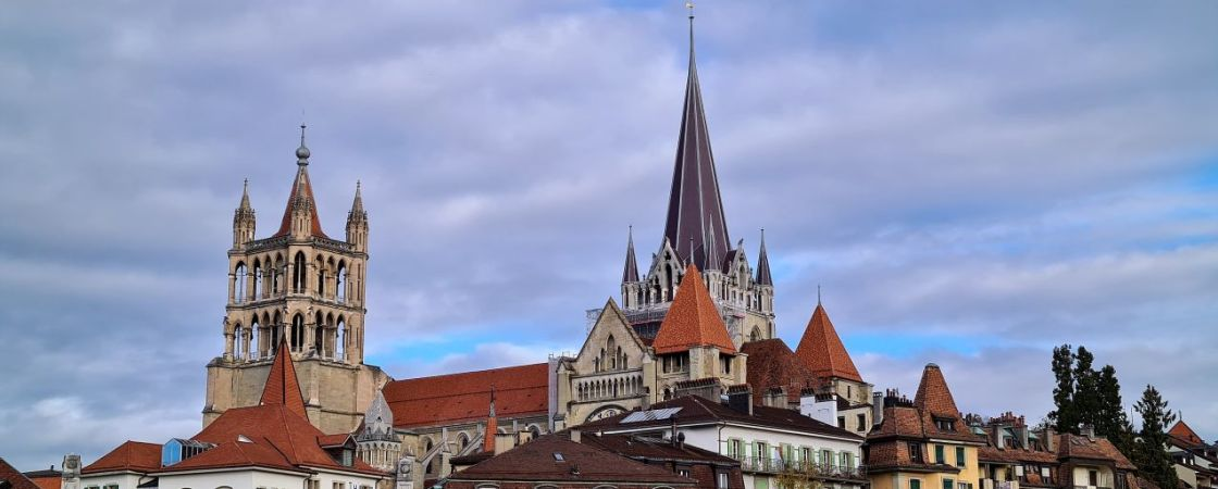 Lausanne Kathedrale