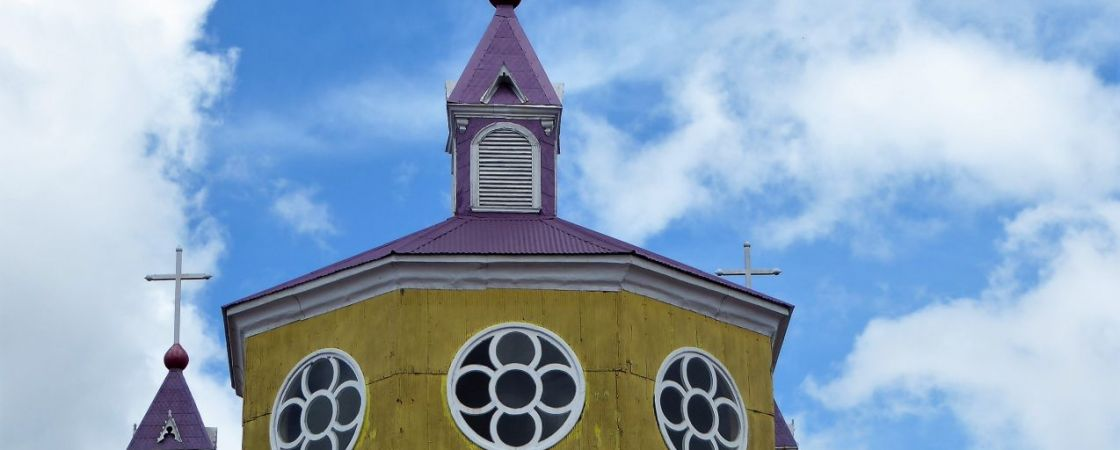 Holzkirche Chiloé