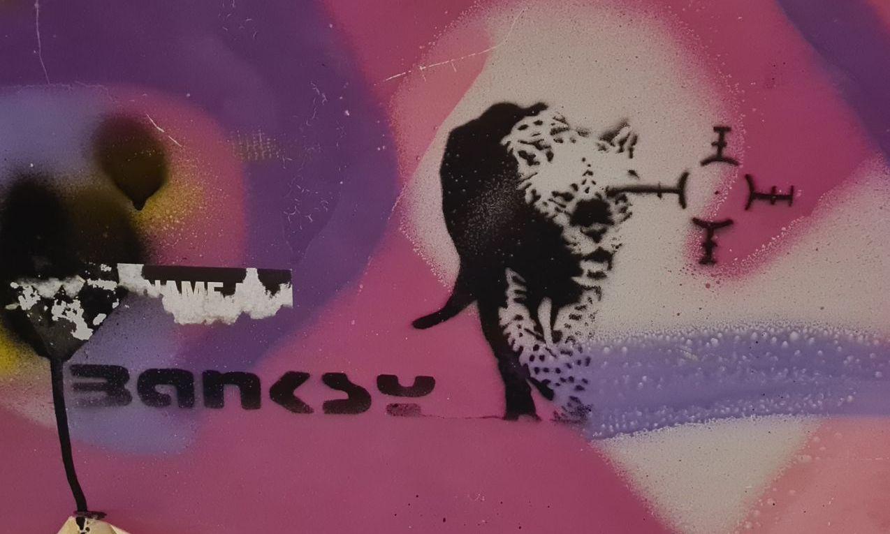 Banksy Titelbild