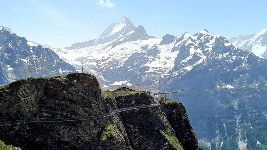 Cliff Walk Grindelwald First