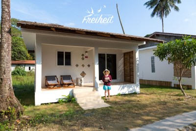 "Siam Beach Resort Bungalow ""Geht doch"""