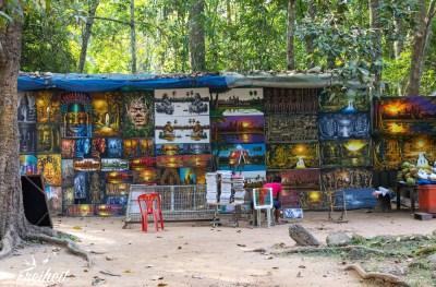 Wunderschöne Angkor Bilder - gibts' an jeder Ecke