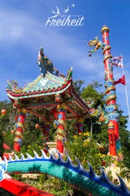 Kur Kho Kad - Tempel im chinesischen Stil