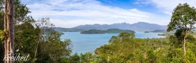 Panorama über Koh Chang