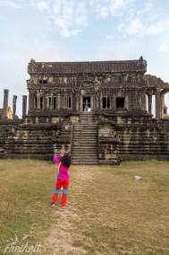 Ortovox meets Angkor Wat