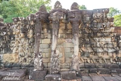 Elefanten Terrasse