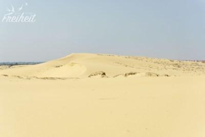 So stelle ich mir die Sahara vor