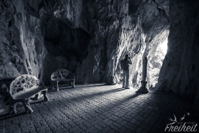 Am Phu Höhleneingang