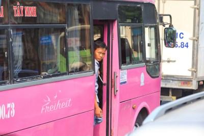 Und noch ein Linienbus