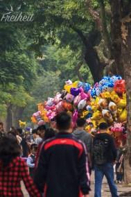 Wieder Luftballons
