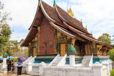 Vat Xieng Thong - Lebensbaum