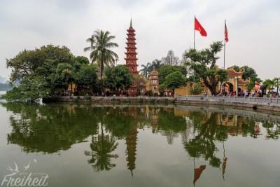 Ältester Tempel des Landes