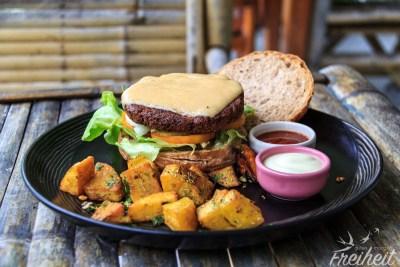 Vegane Leckereien - Burger